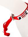 Стекло Алмаз Красная ленточка браслет