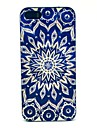 Coque Pour iPhone 5 / Apple Coque iPhone 5 Motif Coque Mandala Dur PC pour iPhone SE / 5s / iPhone 5