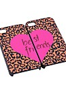 Coway Leopard Love Couples Mobile Phone Shell Fine Case for iPhone 4/4s