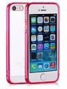 Toophone ® JOYLAND 투명 다채로운 풍부한 구조로 돌아 가기 아이폰 5/5S (분류 된 색깔)를위한 케이스