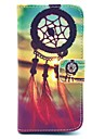Dream Catcher Pattern PU Leather Case with Card Slot and Stand for Samsung Galaxy S4 mini I9190
