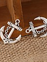 Eruner®21*21MM Alloy Anchor Charms Pendants Jewelry DIY (5PCS)