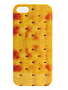 Biscuit Pattern Hard Case for iPhone 5/5S