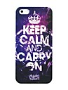 Neon Night Pattern Hard Case for iPhone 4/4S