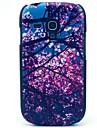 Cas Motif Sago Cycas fleur en plastique dur pour Samsung Galaxy S3 mini-I8190