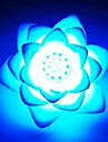 꽃 Rotocast 나이트 라이트에게 색깔 변화