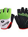 Nuckily Спортивные перчатки Перчатки для велосипедистов Пригодно для носки Дышащий Износостойкий Ударопрочность Защитный Без пальцев