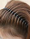 entrega aleatória onda amostra de cabelo fecho