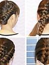 Инструменты lureme®fashion блюдо волос (случайный цвет)