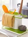 Simplemente Tenedores de plastico palillos Cocina Almacenamiento (surtido de colores)