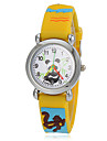 Women\'s Casual Watch / Fashion Watch Japanese Casual Watch Silicone Band Cartoon Yellow / Two Years