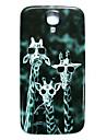Cool Giraffe Pattern Thin Hard Case Cover for Samsung Galaxy S4 I9500