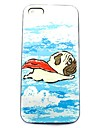 Pug  Pattern Hard Case for iPhone 4/4S