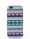Для Кейс для iPhone 6 Кейс для iPhone 6 Plus Чехлы панели С узором Задняя крышка Кейс для Полосы / волосы Мягкий Силикон дляiPhone 6s