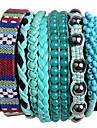 Bohemian Style HIPANEMA Multicolor Friendship Bracelet
