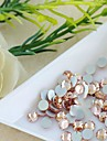 2.4*2.5mm Boutique(Champagne)Flat Back Rhinestones(Phone Beauty)Nail bedazzle 100 pieces
