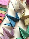 flash σκόνη papercranes υλικά origami (12 τεμάχια / σακούλα)