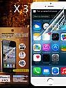protection Protecteur d'écran HD pour iPhone 6s / 6 (3pcs)