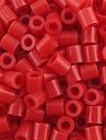 ca 500pcs / bag 5mm roede sikrings perler Hama perler diy stikksag eva materiale sikkerheten for barna haandverket