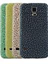 caso difícil oca padrão de design para i9600 Samsung Galaxy S5