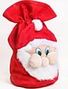 Pere Noel velours sac a main sac-cadeau de bonbons