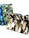 dsd® ceia luxo deslizamento auto sleep / wake up camuflagem couro pu caso de corpo inteiro para ipad 2/3/4 (cores sortidas)