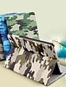 아이 패드 2에 대한 높은 품질 높은 품질의 위장 태블릿 권총 (모듬 된 색상)