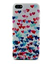 Dream of Love Pattern Hard Case for iPhone 5/5S
