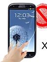 protetor de tela fosca para Samsung Galaxy S3 i9300 (5 pcs)