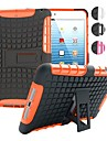 dois-em-um pneu grao pc projeto e capa de silicone com suporte para iPad mini 1/2/3 (cores sortidas)