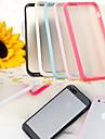 seguro TPU moagem carry stent arenaceous seguinte para iPhone 4 / 4S (cores sortidas)