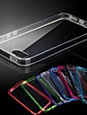TPU Ultra-Thin Transparent Mobile Phone Protection Shell for iPhone 5 (Assorted color)