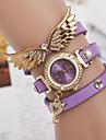 Women's Fashion Diamond Key Pendant Quartz Bracelet Watch(Assorted Colors) Cool Watches Unique Watches
