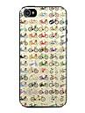 езда на велосипеде шаблон жесткий футляр для iPhone 5 / 5S