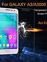 Screen Protector Samsung Galaxy for A3 Tempered Glass Front Screen Protector Ultra Thin