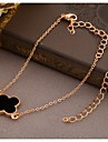 Women's Charm Bracelet Alloy Jewelry Christmas Gifts Daily Casual Costume Jewelry Golden