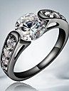 Women's Statement Ring Alloy Daily Casual Costume Jewelry