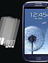 3шт HD прозрачный протектор экрана для Samsung Galaxy S3 i9300