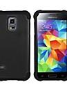 жесткий задняя силиконовый чехол прочный корпус из пластика с баллистическими 4,5 дюйма для Samsung Galaxy S5 мини