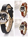 Elephant Pattern New Electronic Style Women Dress Watches New Fashion Design Datches (Assorted Color)C&d123 Cool Watches Unique Watches