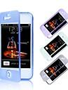 iPhone 4/4S/iPhone 4 - Полноразмерные чехлы - Прозрачный (Разноцветный , Термопластик)