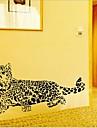 Животные Архитектура Натюрморт Мода Пейзаж Наклейки Простые наклейки Декоративные наклейки на стены материал Съемная Украшение дома