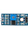 1-way modulo sensor resistor foto para arduino (funciona com placas oficiais do Arduino)