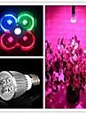 5 Вт. 450-550 lm E26/E27 Растущие лампочки MR16 3 светодиоды Высокомощный LED Естественный белый Зеленый Синий Красный AC 85-265V