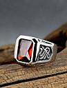 Массивные кольца - Кольца - 1шт - Титановая сталь - Для вечеринок/Повседневные
