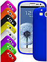BIG D Silica Gel Soft Case for Samsung Galaxy S3 I9300 Galaxy S Series Cases / Covers