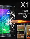 Конечная амортизация протектор экрана для Samsung Galaxy a3 (1 шт)