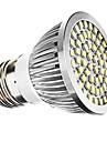 7W E26/E27 LED 스팟 조명 60 SMD 2835 700 lm 따뜻한 화이트 / 내추럴 화이트 장식 AC 220-240 / AC 110-130 V 1개