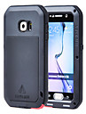 Case For Samsung Galaxy Samsung Galaxy Case Water/Dirt/Shock Proof Full Body Cases Armor Metal for S6