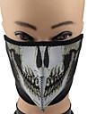 Bike / Cycling Pollution Protection Mask Unisex Camping / Hiking / Hunting / Leisure Sports Spring / Summer / Fall Skull / Fashion